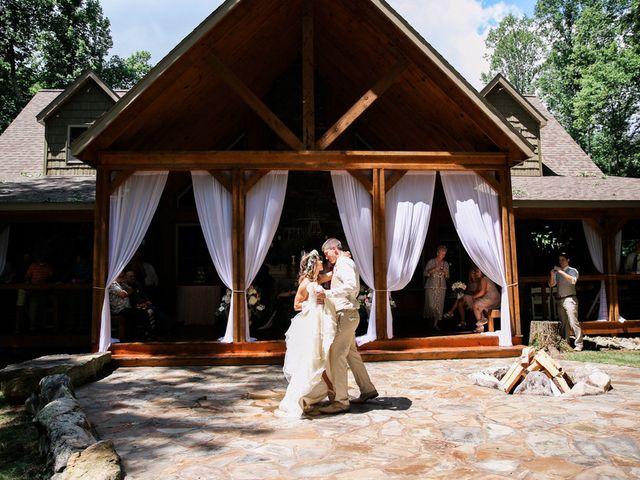 Chelsea and Andrew's wedding in West Virginia 16