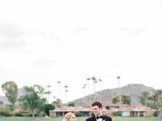 The wedding of Morgan and Luke 2