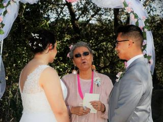 The wedding of Tori and Troy 2