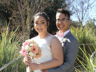 The wedding of Tori and Troy 3