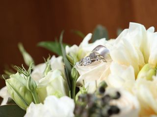 The wedding of Myriam and Christian 1
