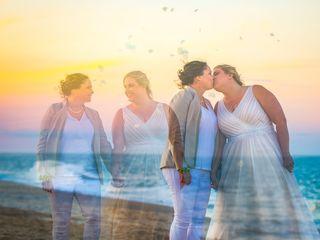 The wedding of Rachel and Sarah 2