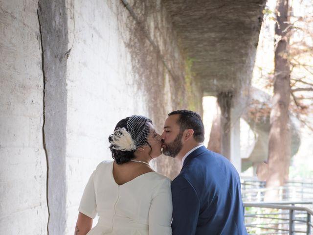 Jacob and Carina's Wedding in San Antonio, Texas 9