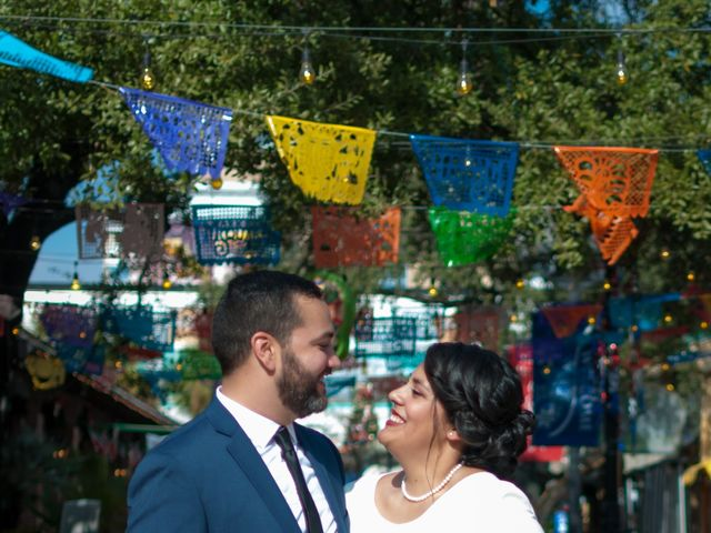 Jacob and Carina's Wedding in San Antonio, Texas 14