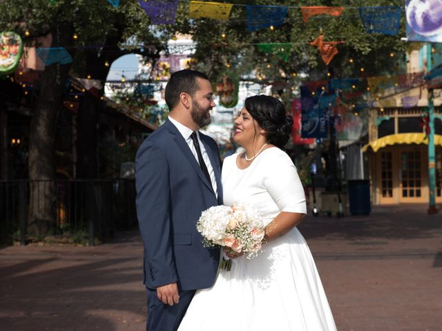 Jacob and Carina's Wedding in San Antonio, Texas 16