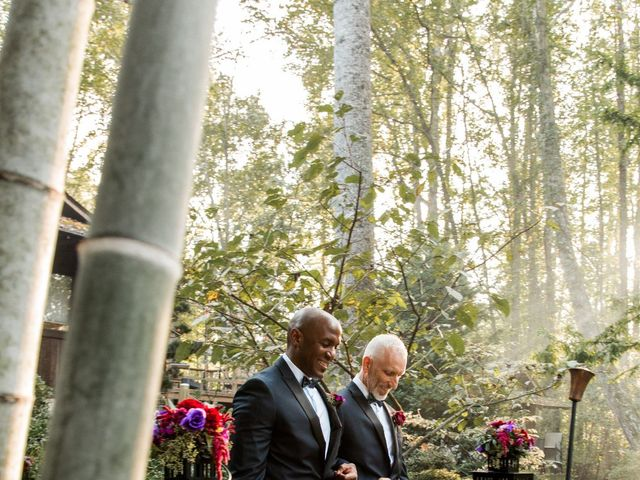 Maurice and Ken's Wedding in Winston Salem, North Carolina 11