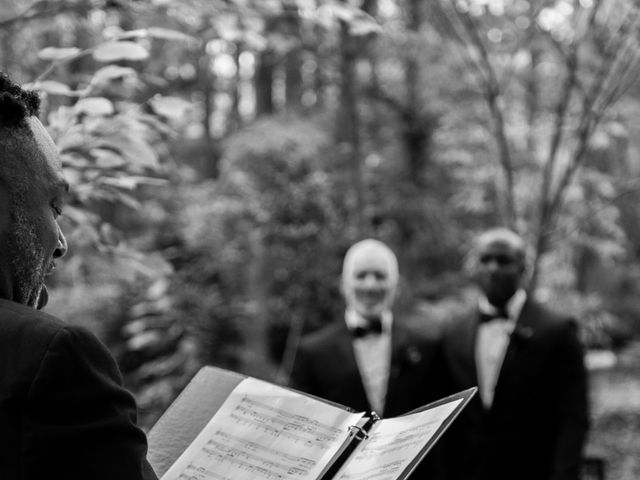Maurice and Ken's Wedding in Winston Salem, North Carolina 16
