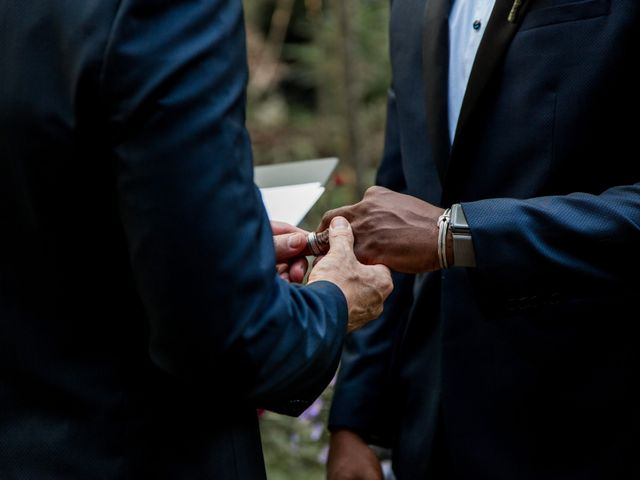 Maurice and Ken's Wedding in Winston Salem, North Carolina 17