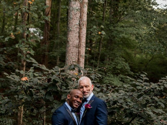 Maurice and Ken's Wedding in Winston Salem, North Carolina 22