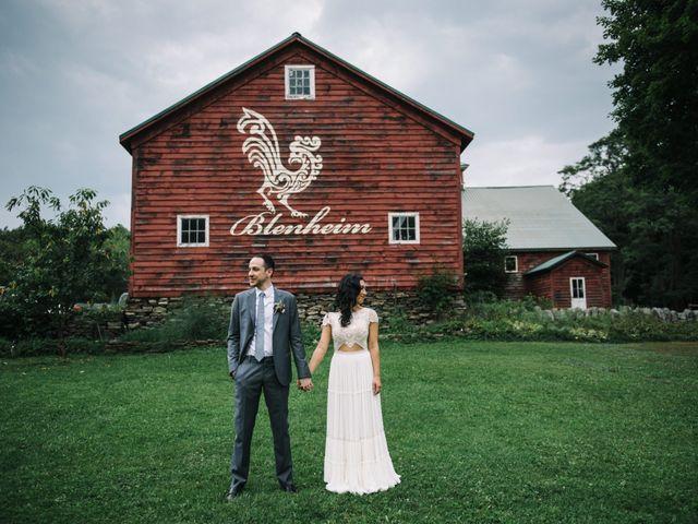 Matt and Jade's Wedding in Prattsville, New York 1