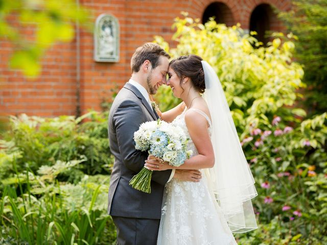 The wedding of Kaitlyn and Jordan