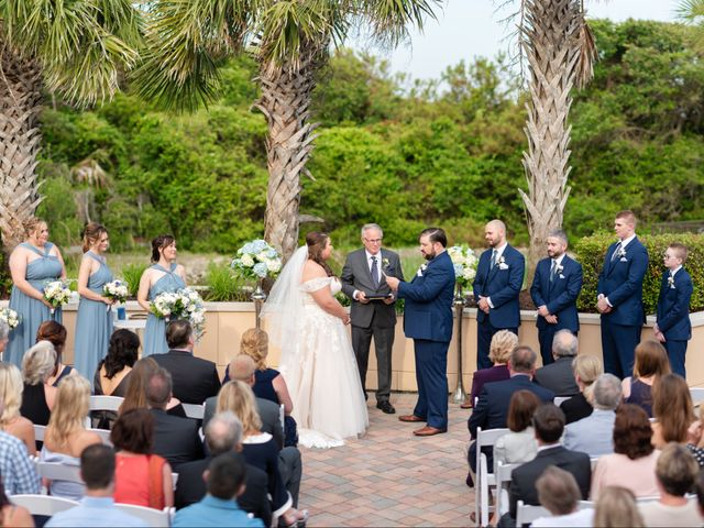 Michael and Kristen's Wedding in Myrtle Beach, South Carolina 1