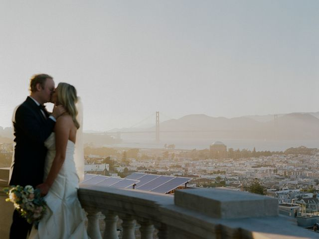 The wedding of Natalie and Matt