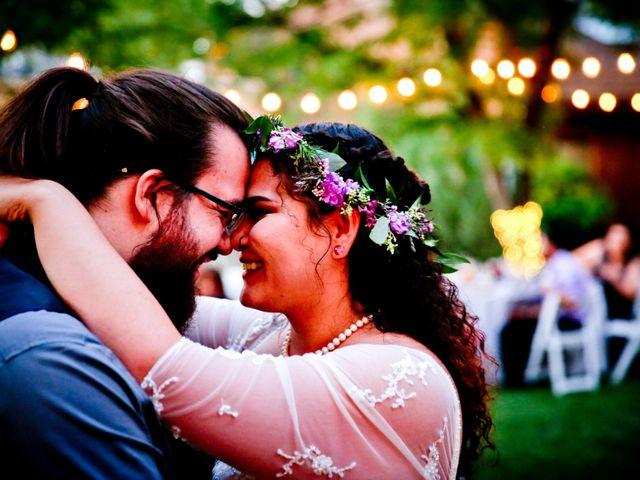 Austin and Dominique's Wedding in Albuquerque, New Mexico 3