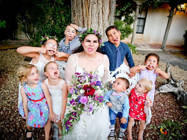 Austin and Dominique's Wedding in Albuquerque, New Mexico 10