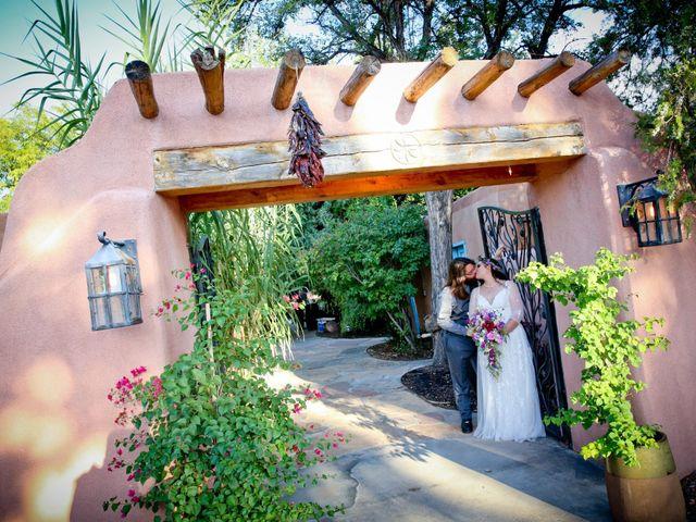 Austin and Dominique's Wedding in Albuquerque, New Mexico 14