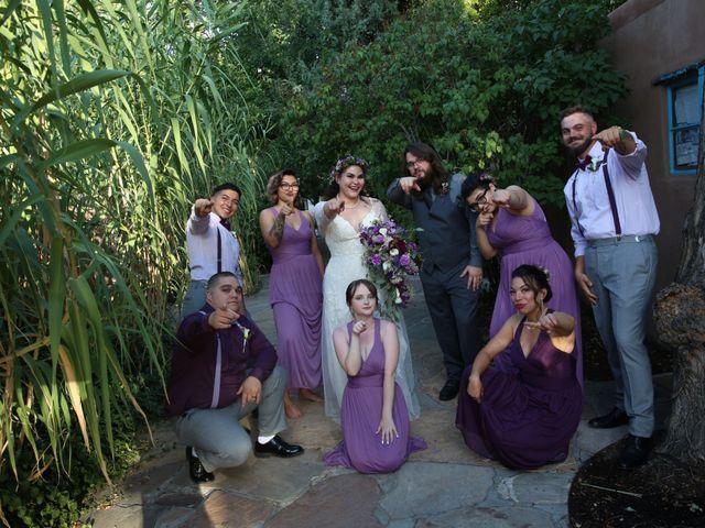 Austin and Dominique's Wedding in Albuquerque, New Mexico 15