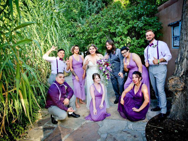 Austin and Dominique's Wedding in Albuquerque, New Mexico 16