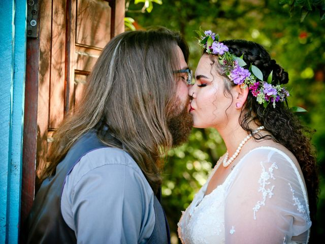 Austin and Dominique's Wedding in Albuquerque, New Mexico 22