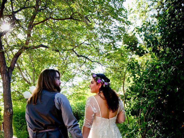 Austin and Dominique's Wedding in Albuquerque, New Mexico 27
