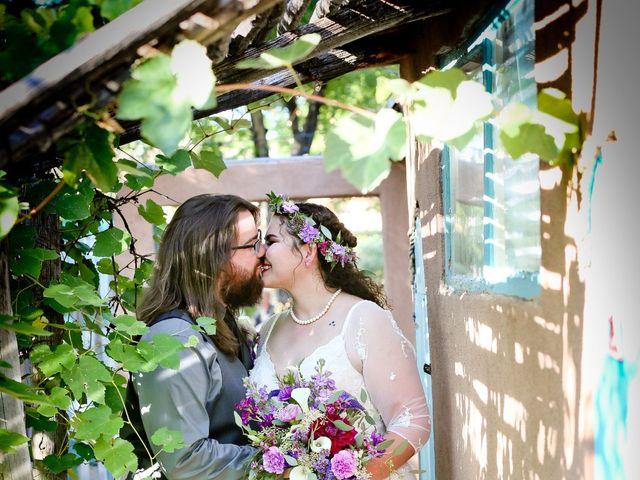 Austin and Dominique's Wedding in Albuquerque, New Mexico 28