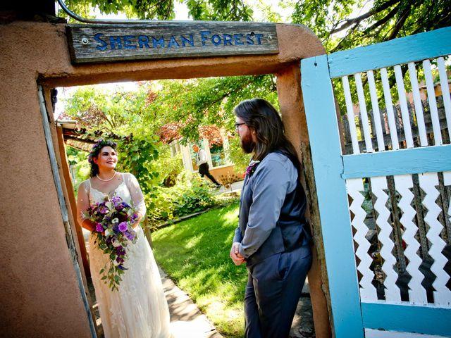 Austin and Dominique's Wedding in Albuquerque, New Mexico 31