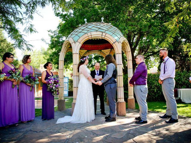 Austin and Dominique's Wedding in Albuquerque, New Mexico 38