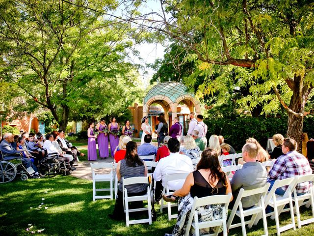 Austin and Dominique's Wedding in Albuquerque, New Mexico 39