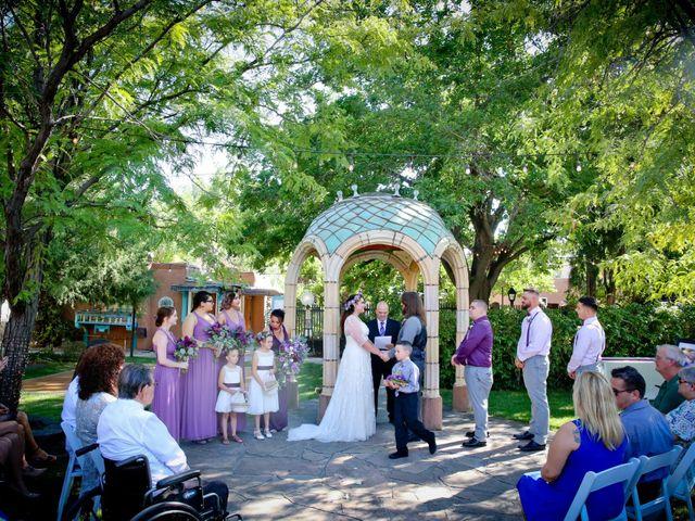 Austin and Dominique's Wedding in Albuquerque, New Mexico 42