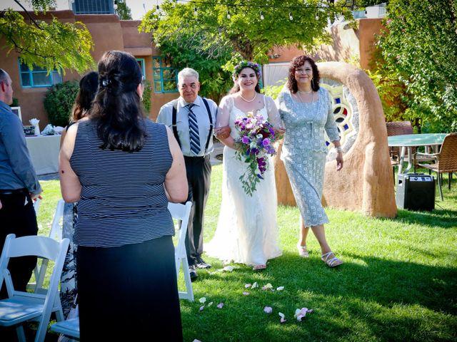Austin and Dominique's Wedding in Albuquerque, New Mexico 43