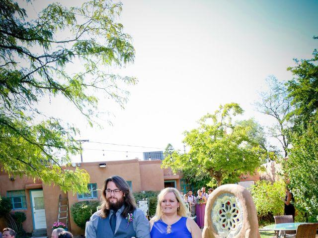 Austin and Dominique's Wedding in Albuquerque, New Mexico 44