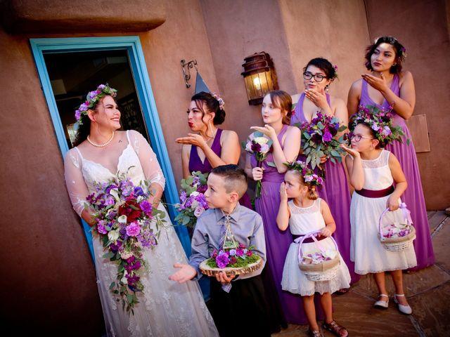 Austin and Dominique's Wedding in Albuquerque, New Mexico 45