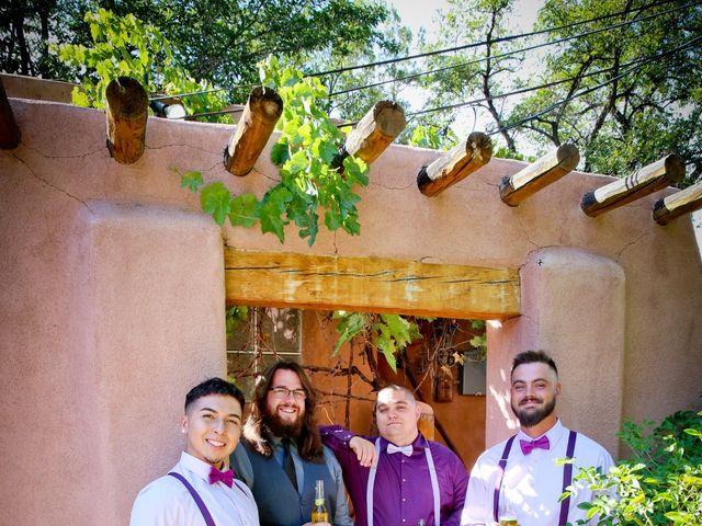 Austin and Dominique's Wedding in Albuquerque, New Mexico 46