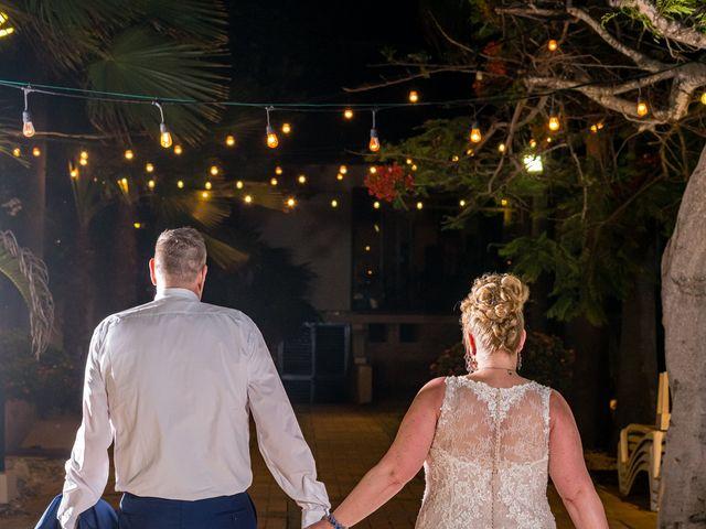 Dave and Erin's Wedding in Oranjestad, Aruba 3