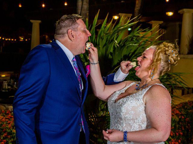 Dave and Erin's Wedding in Oranjestad, Aruba 4
