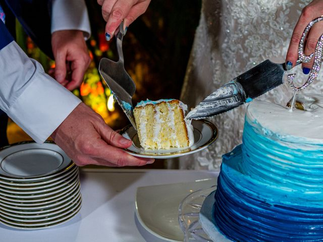 Dave and Erin's Wedding in Oranjestad, Aruba 1