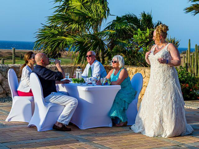 Dave and Erin's Wedding in Oranjestad, Aruba 2