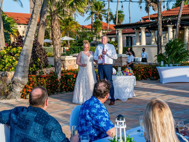 Dave and Erin's Wedding in Oranjestad, Aruba 6