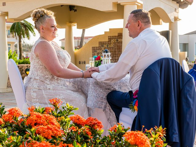 The wedding of Erin and Dave