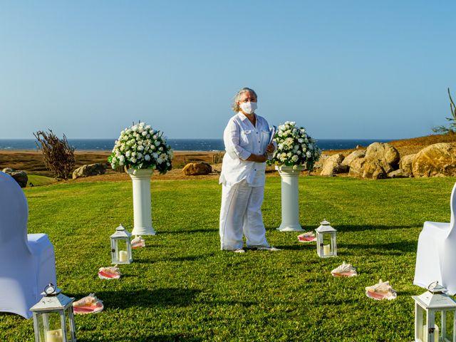 Dave and Erin's Wedding in Oranjestad, Aruba 11