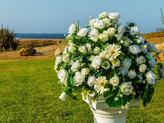 Dave and Erin's Wedding in Oranjestad, Aruba 12