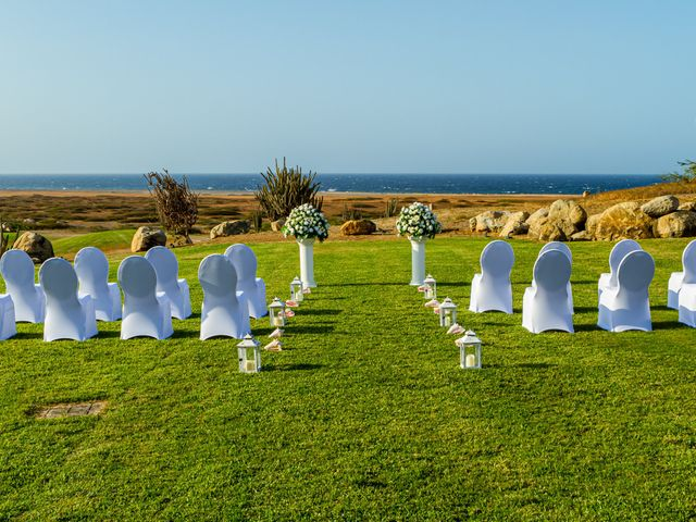 Dave and Erin's Wedding in Oranjestad, Aruba 13