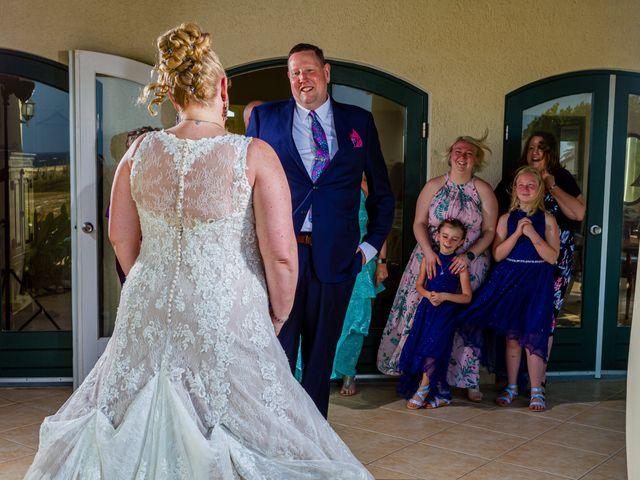 Dave and Erin's Wedding in Oranjestad, Aruba 14