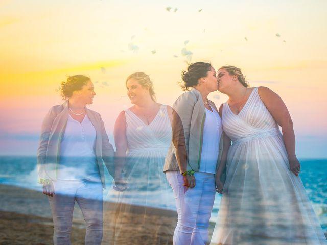 Sarah and Rachel's Wedding in Bethany Beach, Delaware 1