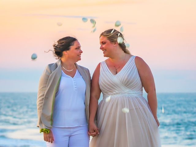 Sarah and Rachel's Wedding in Bethany Beach, Delaware 2