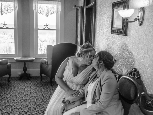 Sarah and Rachel's Wedding in Bethany Beach, Delaware 5