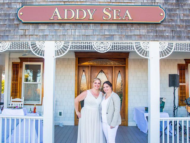 Sarah and Rachel's Wedding in Bethany Beach, Delaware 10