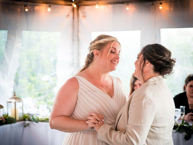 Sarah and Rachel's Wedding in Bethany Beach, Delaware 11