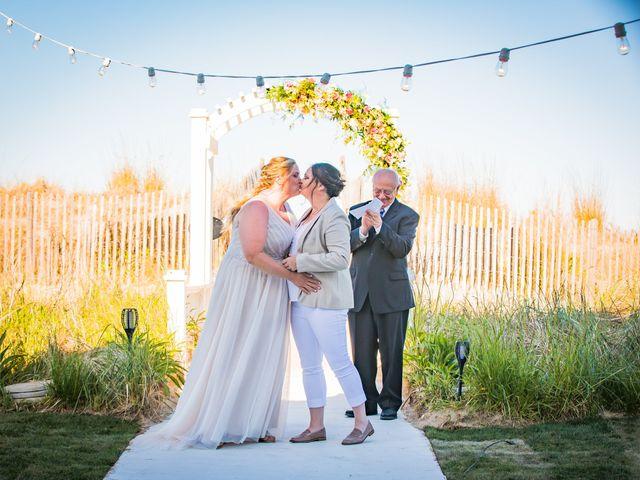 Sarah and Rachel's Wedding in Bethany Beach, Delaware 12