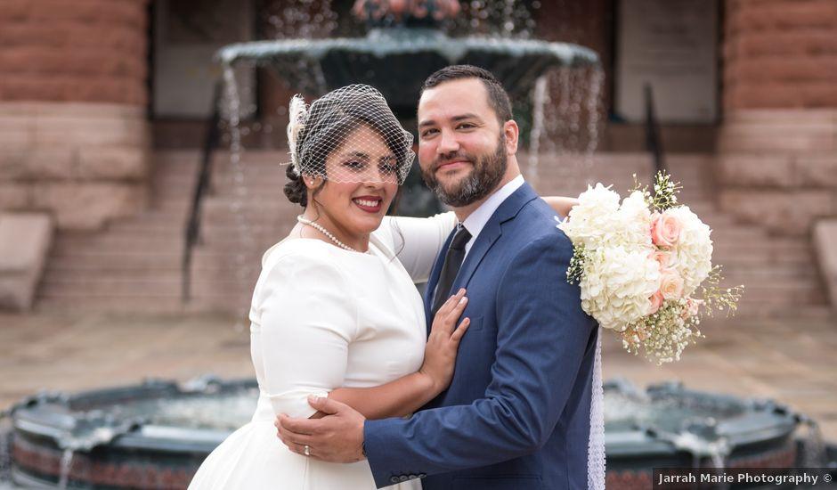 Jacob and Carina's Wedding in San Antonio, Texas